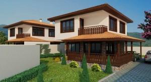 Архитектурен проект на жилина сграда