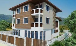 еднофамилна-жилищна сграда-бачково