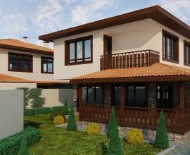 Еднофамилна къща в  Пловдив