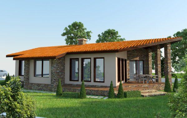 Еднофамилна къща с. Стоево