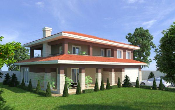 Еднофамилна къща Пловдив