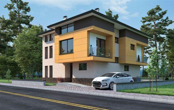 Еднофамилна къща Асеновград
