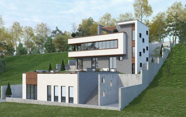 Еднофамилна къща в Горни Воден