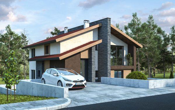 Еднофамилна къща с. Червен