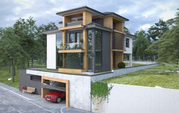 Еднофамилна къща с гараж в Асеновград