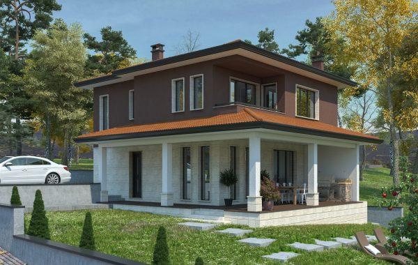 Еднофамилна къща в гр. Банкя