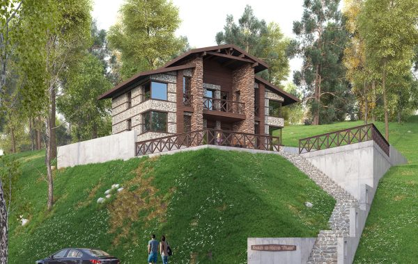 Къща за гости гр. Лъки