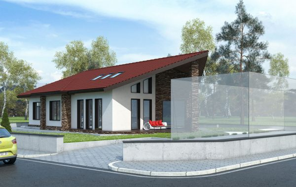 Еднофамилна къща в с. Браниполе