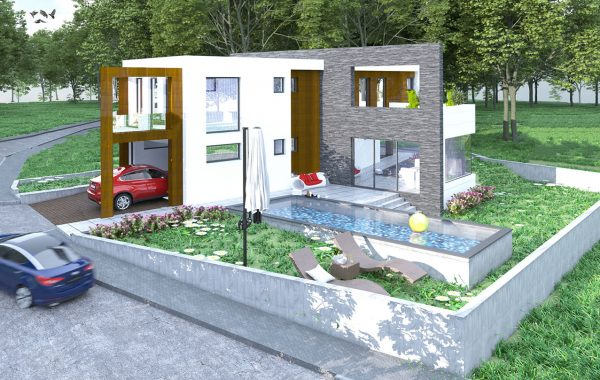 Еднофамилна къща Долни Воден