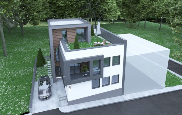 Еднофамилна къща в Асеновград