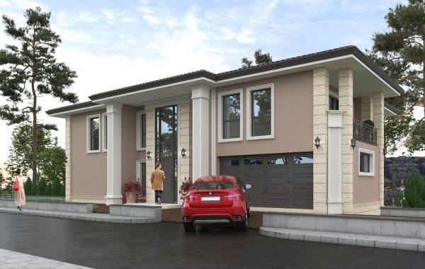 Еднофамилна къща с. Мулдавава
