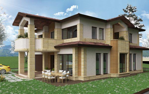 Еднофамилна къща с. Мулдава