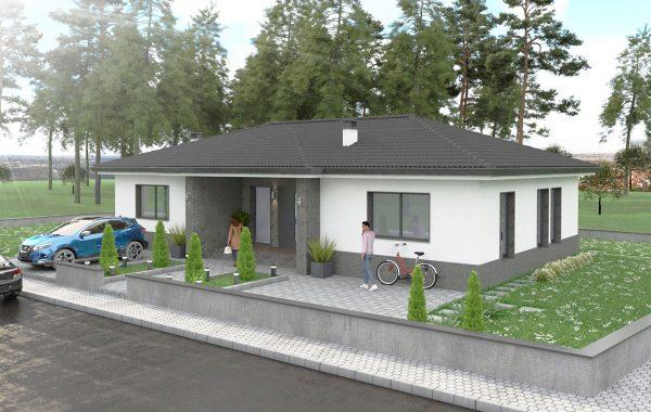 Еднофамилна къща с. Болярци